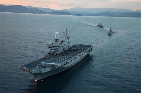 cavour portaerei italian cavour 550 aircraft carrier global review