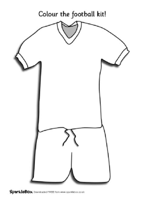 football card coloring page football soccer primary teaching resources and printables