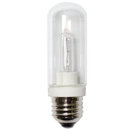 halogen light bulbs walmart sunlite 100w 120v jdd t10 double envelope clear 3200k