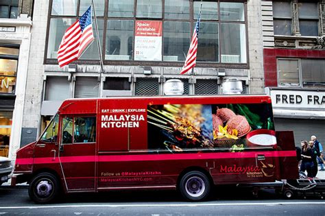 Malaysian Kitchen Nyc malaysia kitchen food truck at yeohlee store flickr