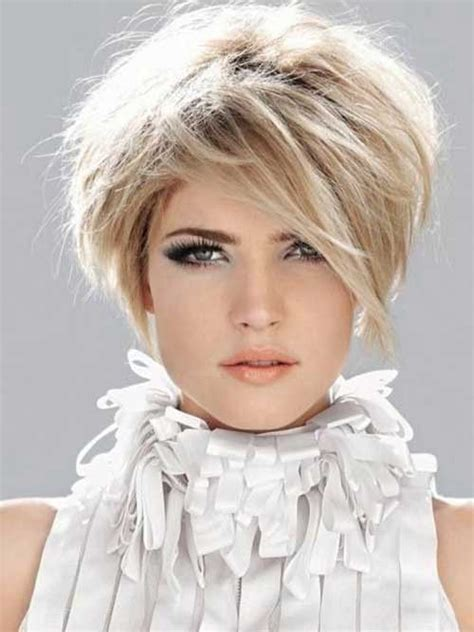 Pics For > Funky Layered Bob Hairstyles
