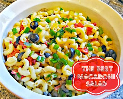 best pasta salad recipe best pasta salad recipes