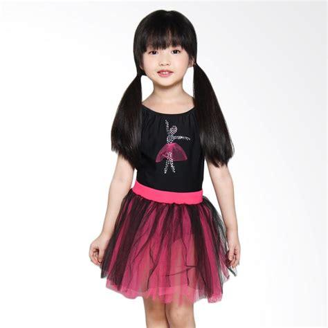 Stripes One Shoulder Baju Renang Anak Perempuan Jual Starfish Black Swan Baju Kostum Renang Anak