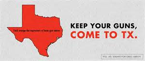 Advertising In Tx Ag To New Yorkers If You Gun Laws Move Here