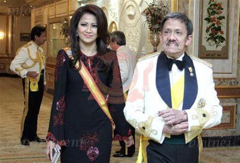 betulkan norjuma isteri kedua sultan brunei maharum bugis syah mbs kenali adinda lelaki sultan