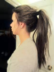 hair pony for hair 12 messy but must have hairstyles for girls pretty designs