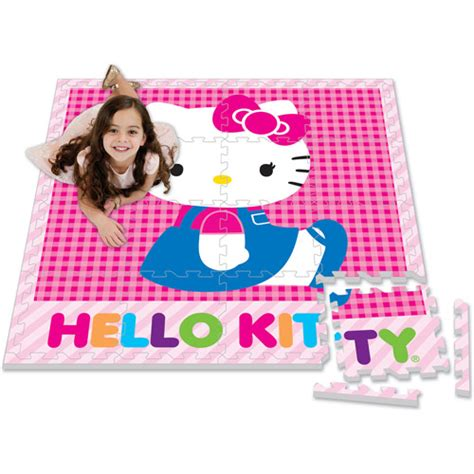 Hello Floor Mats Walmart by Sanrio Hello Interactive Play Mat Walmart