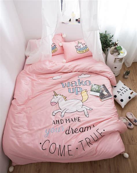 unicorn crib bedding kupuj online wyprzedażowe unicorn bedding od chińskich