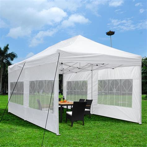 outdoor gazebo event marquee pop up tent canopy 3x3 10 x20 outdoor patio ez pop up wedding party tent canopy