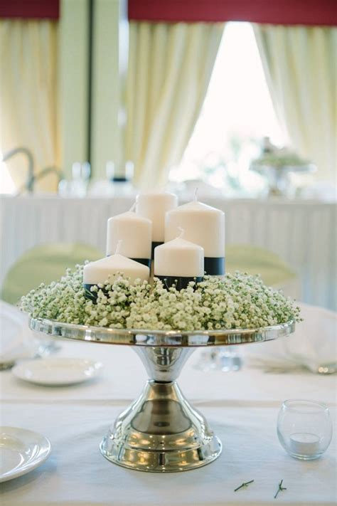 5 easy diy wedding centerpieces