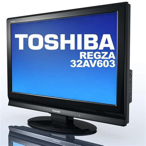 Tv Toshiba Regza 3ds Tv Toshiba Regza 32av603