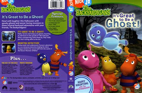 Backyardigans It S Great To Be A Ghost Dvd The Gallery For Gt The Backyardigans Its Great To Be A Ghost