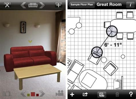 future gadgets 7 apps to help you decorate like a pro