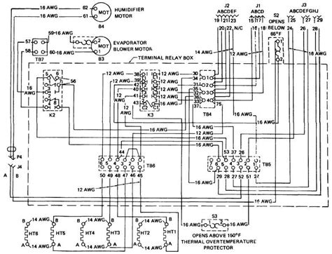 goodman wiring schematic goodman free engine image for