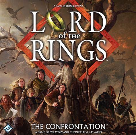 lord of the rings the confrontation allt p 229 ett kort