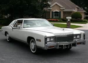 77 Cadillac Eldorado 1977 Cadillac Eldorado Cadillac 1977 1979