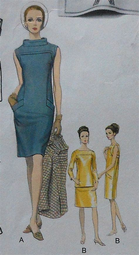 dress pattern finder vintage 60 s paris original laroche dress back closing