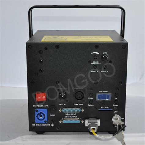 programmable laser lights 2 5 w programmable laser light system for sale bomgoo