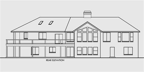 daylight house plans ranch house plans daylight basement house plans sloping lot