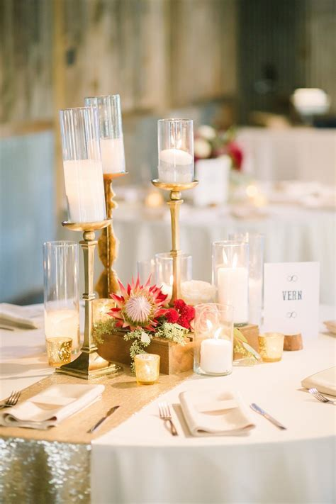 Rustic Meets Glam at Vista West Ranch   Gold Weddings