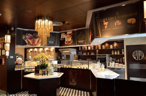 Interior Design Kitchen by Cafe Deco Bar Amp Grill At The Peak Hong Kong Asia Bars