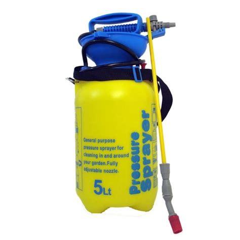 pompa per irrigazione giardino pompa a spalla 5l per irrigazione con accumulo di pressione