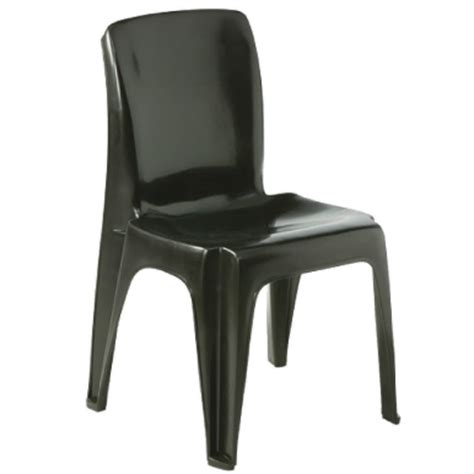 Black Plastic Chairs by B Tables Seating Galore