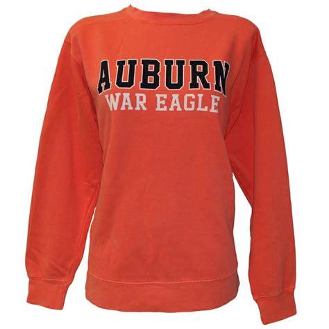 auburn comfort colors comfort colors sweatshirt auburn auburn university