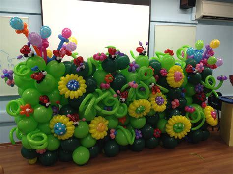 Imaginative balloon sculptures girly design blog