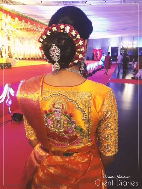 Bj 1204 Petal Pattern Blouse 83 best style ur hair wid fragrant gajra images on hair dos hindu and kerala