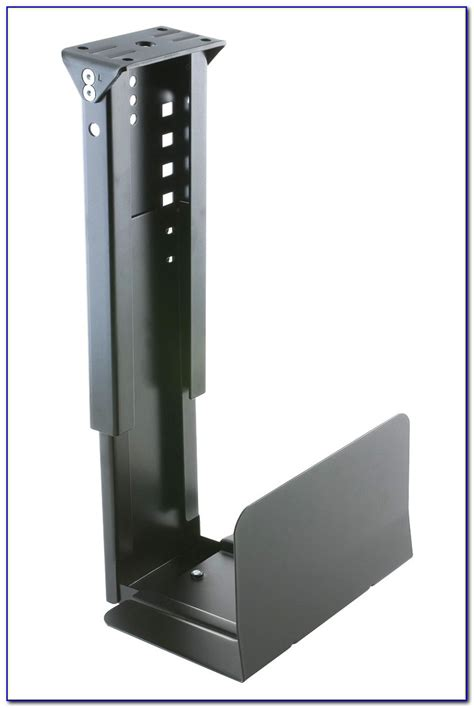 computer mount for desk desk computer mount diy desk home design ideas