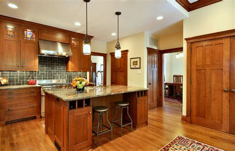mission style kitchen lighting quarter sawn oak kitchen cabinets kitchen rustic with