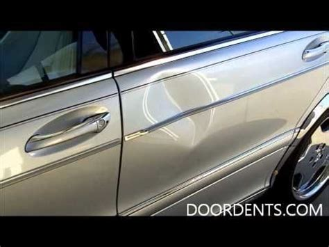 Hair Dryer Repair Dent car dent removal with hair dryer and compressed air