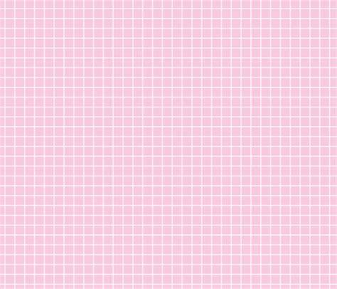 pink grid pattern baby pink grid fabric jazminbellau spoonflower