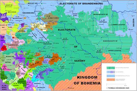 saxony germany map impressum