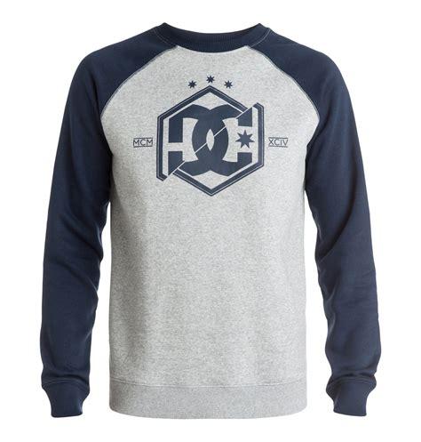 Hoodie Sweater Dc 3 s hepta raglan crew sweatshirt edysf03078 dc shoes