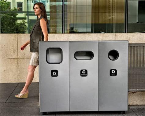 Landscape Forms Select Recycling Select Recycling Bin Landscape Forms Artform