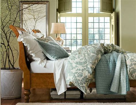 bedding pottery barn 28 elegant and cozy interior designs by pottery barn
