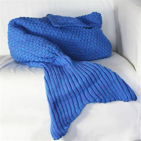 Decke Kinder by Meerjungfrau Decke Flauschige Kuscheldecke F 252 R Kinder Blau
