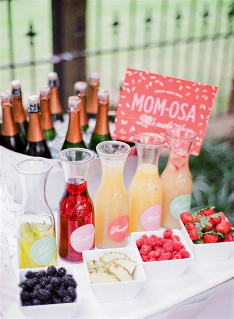 Bar Ideas For Baby Shower by Your Baby Shower Menu Guide And Food Ideas Pickles