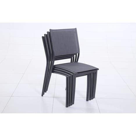 chaise empilable pas cher chaise empilable clara pas cher 224 prix auchan