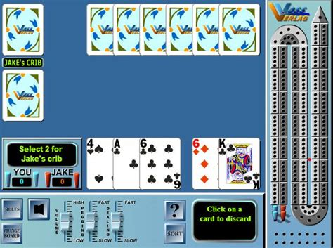 Play Crib Jake by Cribbage Images