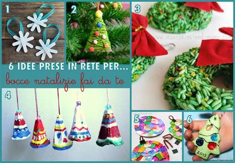 Idee Fai Da Te Per Natale 6 idee prese in rete
