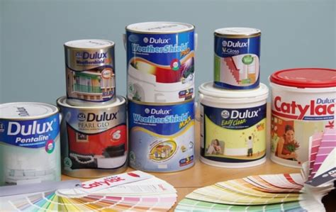 Cat Akrilik Nippon Paint pilih mana cat dulux vs nippon paint selera id