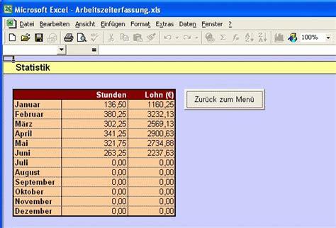 Kostenlose Vorlage F R Arbeitszeiterfassung arbeitszeiterfassung f 252 r excel freeware de