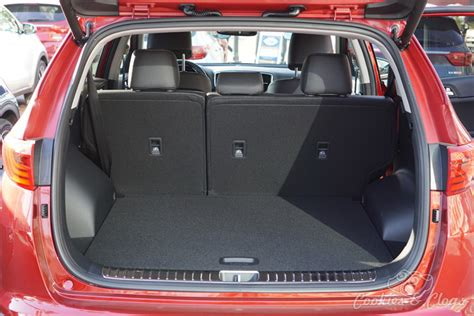 2013 Kia Sportage Cargo Space The New 2017 Kia Sportage Quot Impressive Quot Is An Understatement