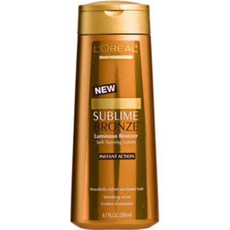 best tanning l reviews l oreal sublime bronze luminous bronzer self tanning
