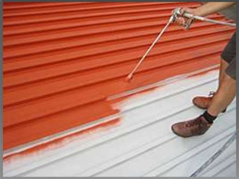 Painting Metal by Metal Roof Painting Mi The Advantages Of Hiring Us