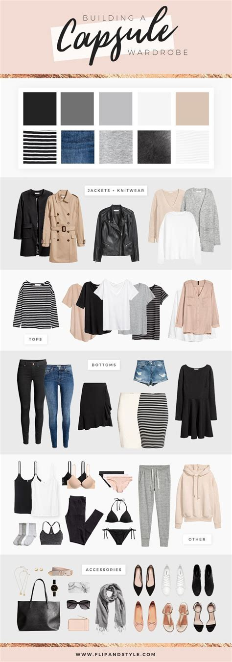7 Tips For Creating A Capsule Wardrobe by 25 Best Ideas About Fall Capsule Wardrobe On