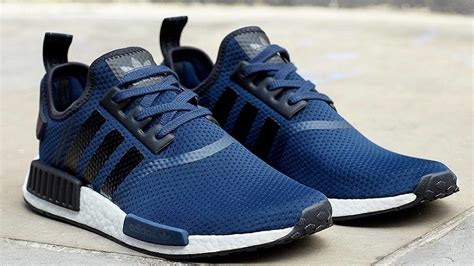 Adidas Nmd R1 Navy adidas nmd r1 navyscale the sole supplier